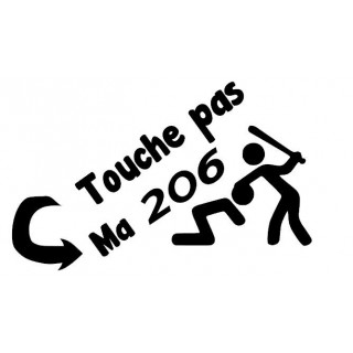 ickers TOUCHE PAS MA 206