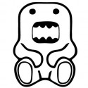 Stickers DOMO KUN