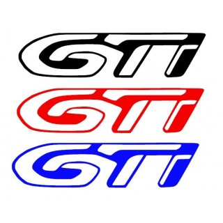 Stickers NEWS GTI