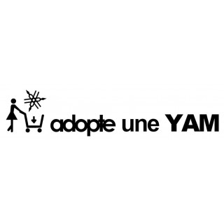 Stickers Adopte une Yamaha