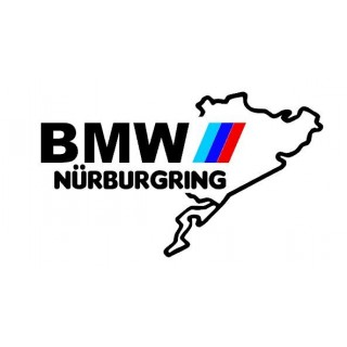 Stickers BMW NURBURGRING