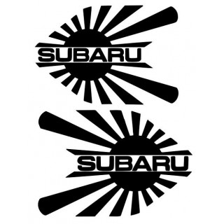 Stickers SUBARU JDM