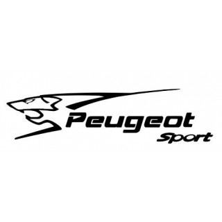 Stickers PEUGEOT SPORT