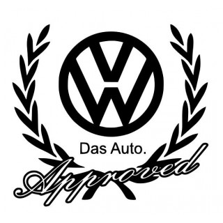 Stickers Vw Approved