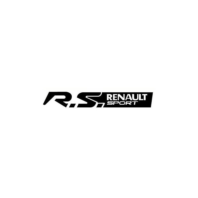 Stickers Renault Sport Voiture Car