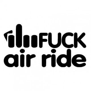 Stickers FUCK AIR RIDE 3