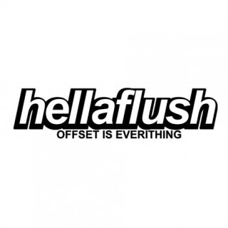 Stickers HELLAFLUSH