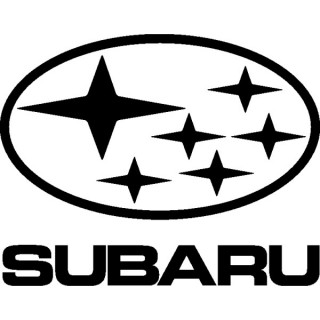 Stickers SUBARU LOGO