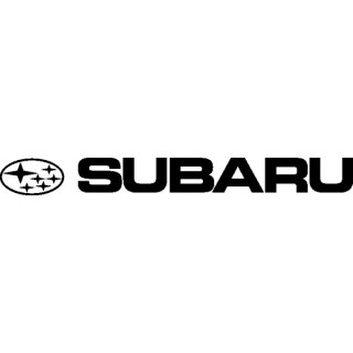 Stickers SUBARU LOGO 2