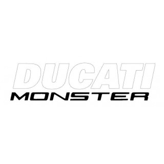 Stickers DUCATI MONSTER