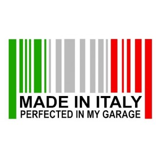 Stickers MADE IN ITALY