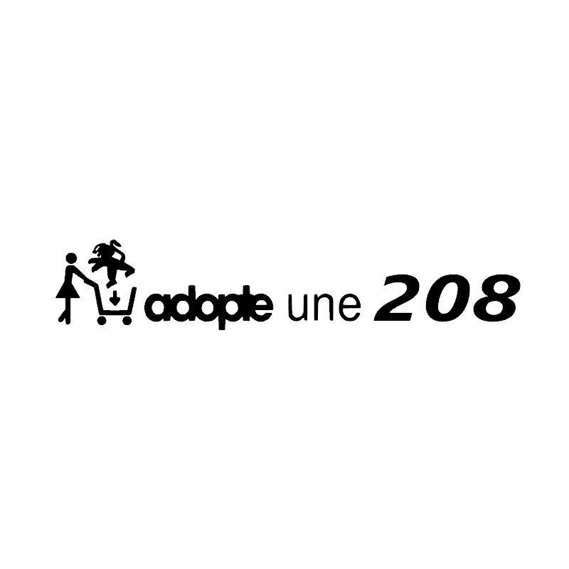 ADOPTE UNE 208