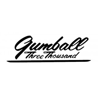 Stickers Gumball 3000