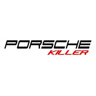 Stickers PORSCHE KILLER