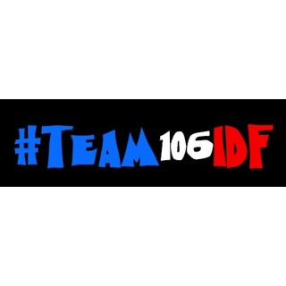 Stickers  GROUPE #Team 106 IDF