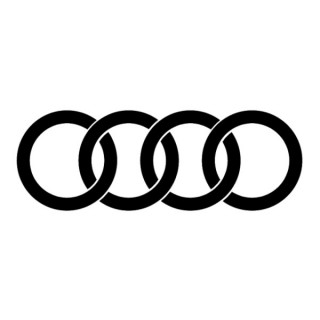 Stickers LOGO AUDI