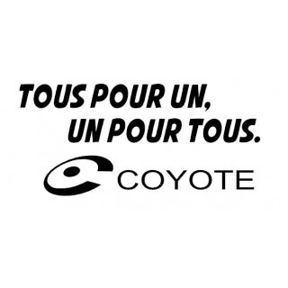 Stickers COYOTE