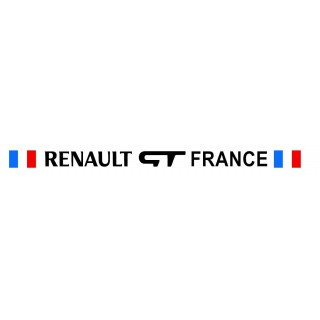 Stickers  GROUPE RENAULT GT FRANCE
