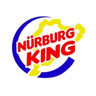 Stickers CIRCUIT NURBURG KING