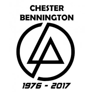 Stickers Chester Bennington Hommage
