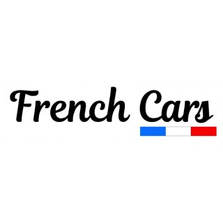 Stickers French Cars