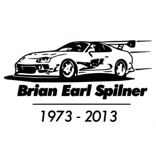 Stickers BRIAN EARL SPILNER