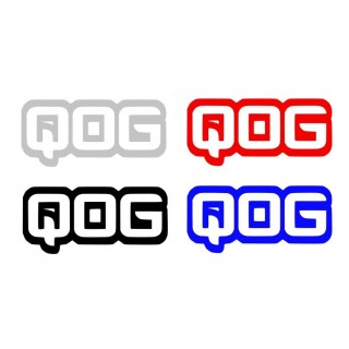 Stickers QOG