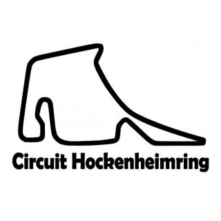 Stickers CIRCUIT HOCKENHEIMRING