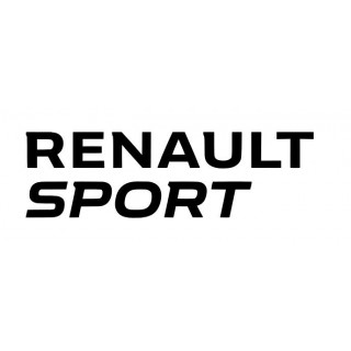 Stickers RENAULT SPORT Nouvelle police