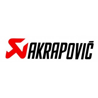 Stickers Badge AKRAPOVIC 4