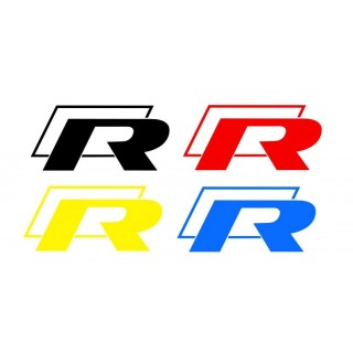 Stickers Vw R