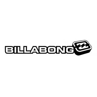 Stickers Billabong version contour