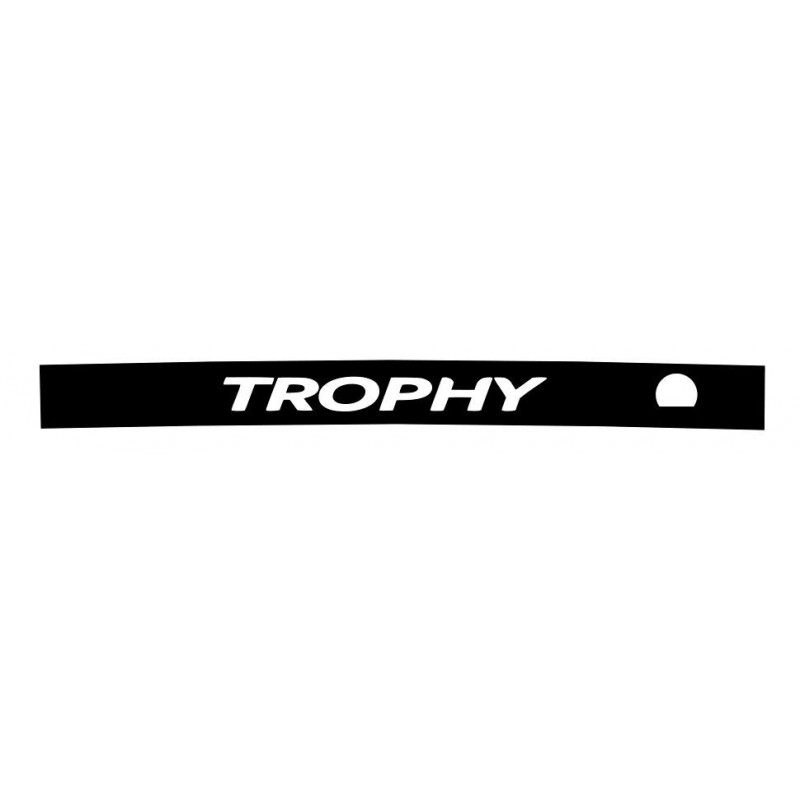 Stickers CACHE FEUX STOP TROPHY  CLIO 4