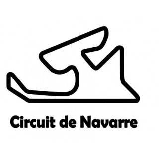 Stickers CIRCUIT NAVARRE