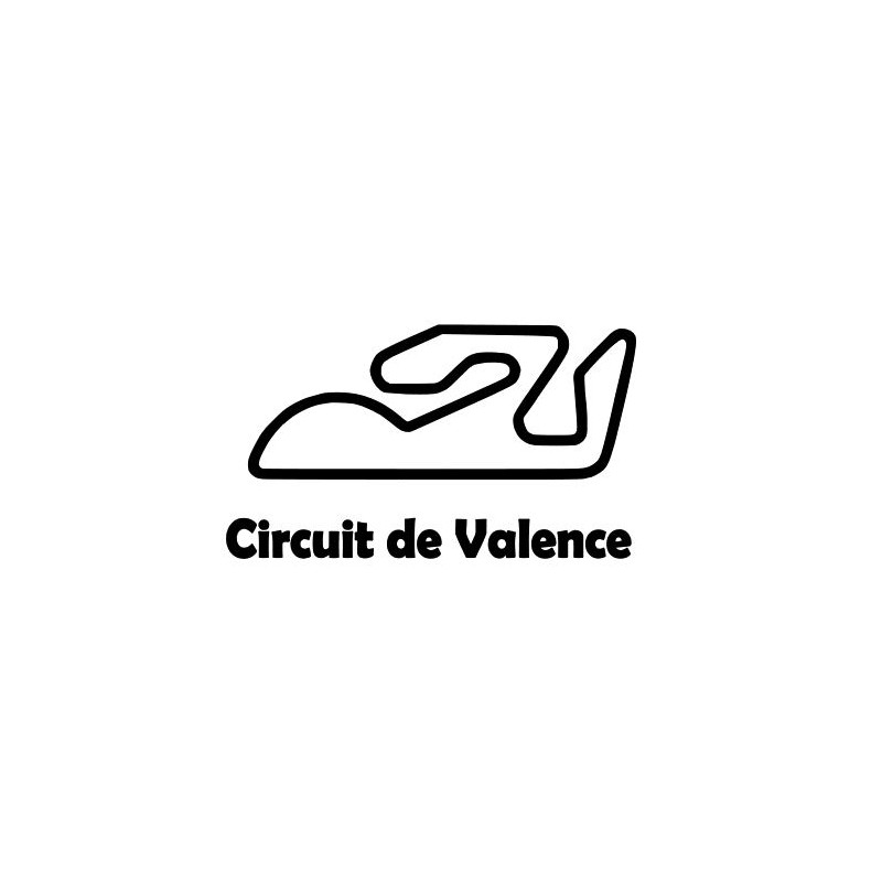 Stickers CIRCUIT VALENCE