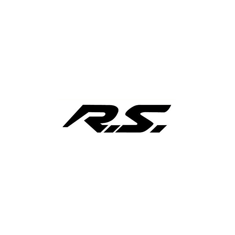Stickers Logo RS