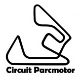 Stickers CIRCUIT PARCMOTOR