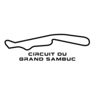 Stickers TRACÉ CIRCUIT DU GRAND SAMBUC