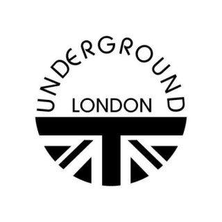 Stickers UNDERGROUND LONDON