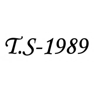 Stickers TS 1989
