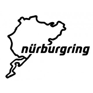 Stickers CIRCUIT NURBURGRING 2
