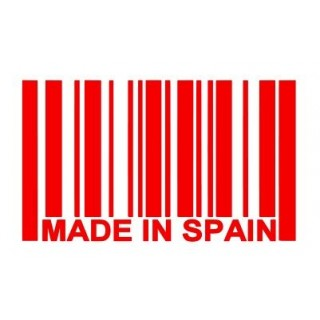 Stickers MADE IN SPAIN