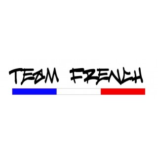 Stickers  TEAM FRENCH