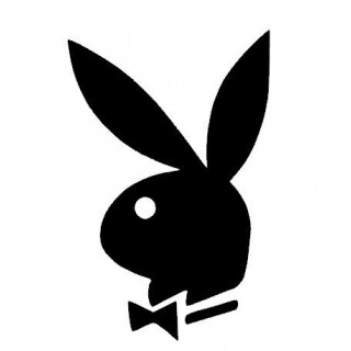 Stickers LAPIN PLAYBOY